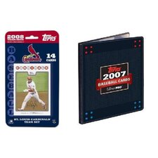 MLB 2008 Trading Card Set - St Louis Cardinals