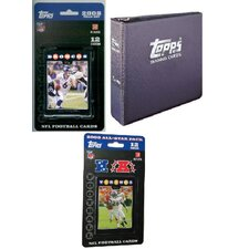 NFL 2008 Trading Card Gift Set - Denver Broncos