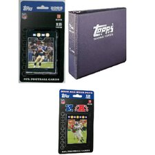 NFL 2008 Trading Card Gift Set - St Louis Rams