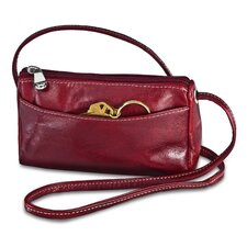 <strong>David King</strong> Florentine Mini Cross-Body Bag