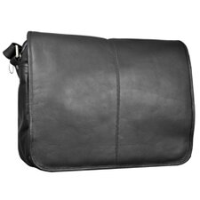 Flap Over Messenger Bag
