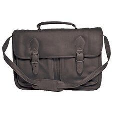 Top Handle Portfolio Bag