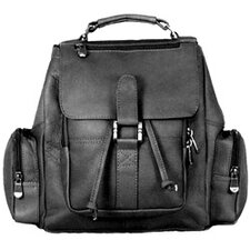 <strong>David King</strong> Mid Size Top Handle Backpack