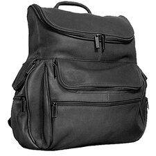 U-Shaped Laptop Backpack