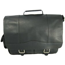 Full Flap Porthole Briefcase