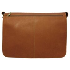 East/West Full-Flap Messenger Bag