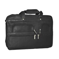 Expandable U-Shaped Laptop Bag