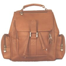 Mid Size Top Handle Backpack