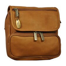 <strong>David King</strong> Large Double Pocket Waistpack