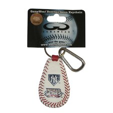 MLB 2009 World Series Keychain - New York Yankees