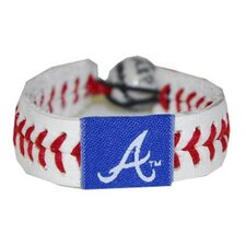 MLB Leather Wrist Band