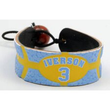 NBA Player Leather Wrist Band