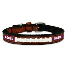 NCAA Classic Football Dog Collar