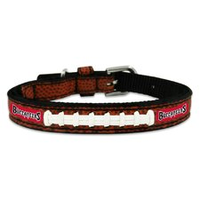 NFL Classic Football Dog Collar