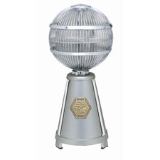 <strong>Fanimation</strong> Fargo Desktop Fan in Satin Nickel
