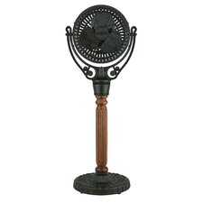 Old Havana Series Fan Pedestal Base