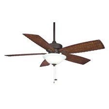 "52"" Cancun 5 Blade Ceiling Fan"