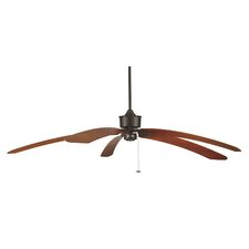 "<strong>Fanimation</strong> 80"" Islander 5 Blade Ceiling Fan (Set of 5)"
