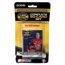 <strong>Press Pass</strong> NASCAR 2006 Press Pass 50 Card Playing Cards Set
