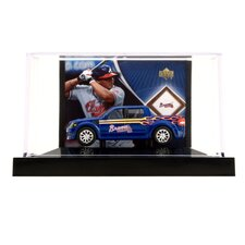 MLB Ford SVT Adrenalin Concept with Andruw Jones Card in Display - Atlanta Braves