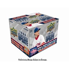 Upper Deck - Trading Cards MLB 2008 First Edition Update Wall Cards (Set of 36)