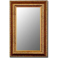 Antique Framed Wall Mirror