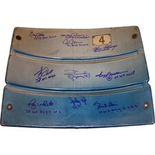 <strong>Steiner Sports</strong> Yankees 1977-78 Team Multi Signed Authentic Seatback From Yankee Stadium with Inscriptions