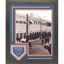 "Red Sox Fenway Park Legendary Moments 11"" x 14"" Framed Collage"