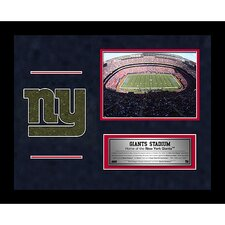 Giants Stadium Arial Overhead Turf Collage
