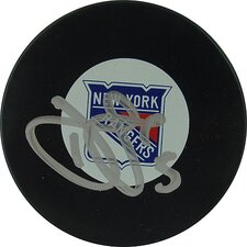 Dan Girardi New York Rangers Game Model Puck