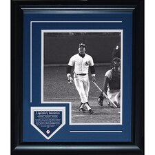 "Reggie Jackson 1977 WS Game 6 3-HR Game Legendary Moment Framed 11"" x 14"" Collage"