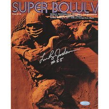 "<strong>Steiner Sports</strong> Leeroy Jordan Autographed ""#55"" Super Bowl V Program Photograph"
