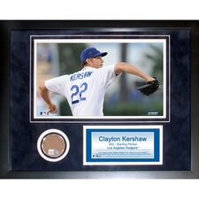 Clayton Kershaw Mini Dirt Collage