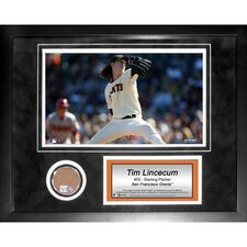MLB Tim Lincecum Mini Dirt Collage