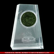 NFL Meadowlands Final Season Logo Crystal