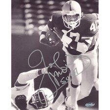 Joe Morris 1979 Home Rushing Autographed
