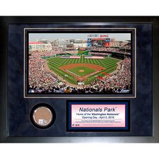 Nationals Park Mini Dirt Collage