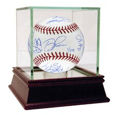 2007 Boston Red Sox Team World Series Baseball