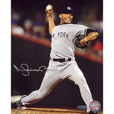 Mariano Rivera 500th Save Autographed