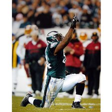 Jeremiah Trotter Celebration Autographed Photograph