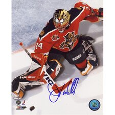 John Vanbiesbrouck Panthers Overhead Save Photo
