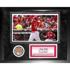 Joey Votto Mini Dirt Collage