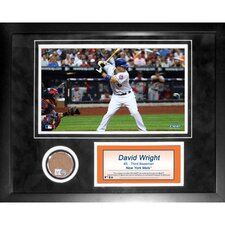 David Wright Mini Dirt Collage
