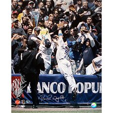 David Wright Dive Into The Stands Autographed Photograph