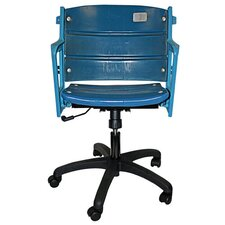 New York Yankee Stadium Authentic Low-Back Single Seat Office Chair