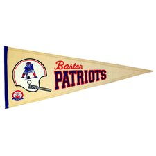 <strong>Winning Streak</strong> NFL Throwback Pennant