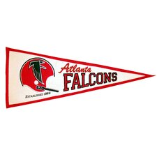 NFL Throwback Pennant