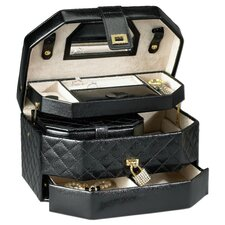 Black Diamond Large Jewelry Box