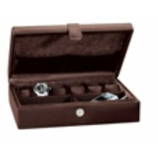 <strong>Ragar</strong> GQ Watch / Jewelry Box in Genuine Leather