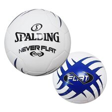 NeverFlat Soccer Ball